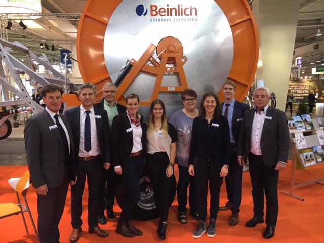 Agritechnica 2017, Team